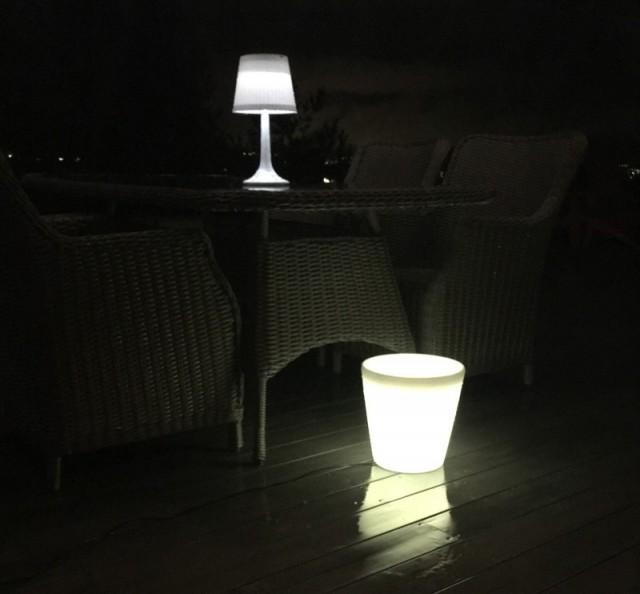 utelys og lamper