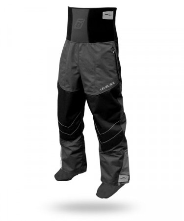 Level Six - Reign 3 Ply Semi-dry pant with 3 ply attached socks