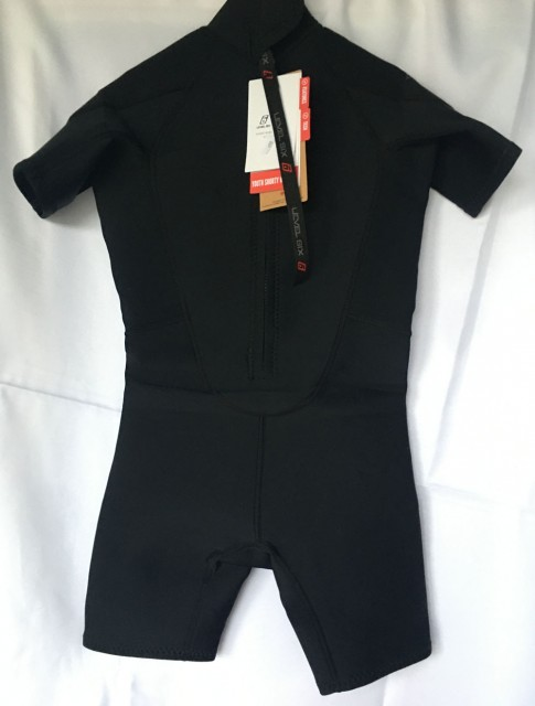 Level Six - Youth Shorty Wetsuit 2 mm