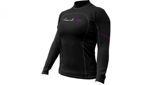 Level Six Womens Neo-wave Long Sleeve Top