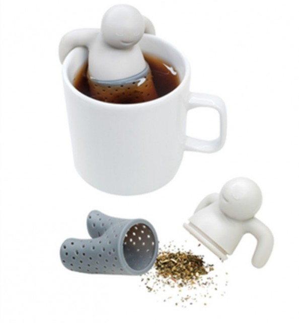 Mr Tea teholder i silikon