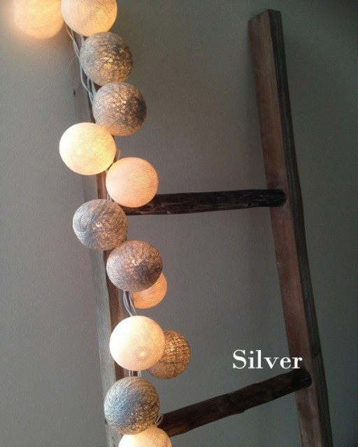 WOW Cottonlights - silver